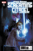 Star Wars: Screaming Citadel #1 - Rod Reis Variant Cover